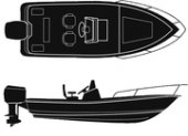 50-97781 BOAT COVER