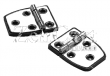 Short Side Hinge 50-34351