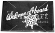 50-78180 Welcome Aboard Mat