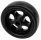 50-52070 TRAILER JACK REPLACEMENT WHEEL