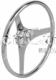 50-28471 FLAT SPOKE STEERING WHEEL