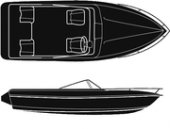 50-97461 BOAT COVER