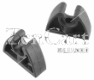"9-0477DP0BLK POLE STORAGE CLIPS FOR 3/4"" TUBING"