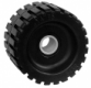 50-56330 RIBBED WOBBLE ROLLER