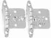 Flush Hinge 9-0272DP0CHR