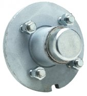 50-53101 GALVANIZED TRAILER WHEEL HUB