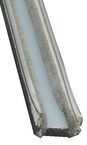 111-75000120 CHANNEL DBL RIGID 8FT PIECE