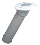 50-89211 ROD HOLDER WHITE ABS PLASTIC