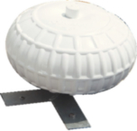 686-95072F DOCK PRO INFLATABLE VINYL DOCK WHEEL