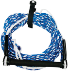 50-86651 COMPETITION SKI ROPE ASRT COL
